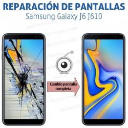 Reparación pantalla completa Samsung Galaxy J6 J610