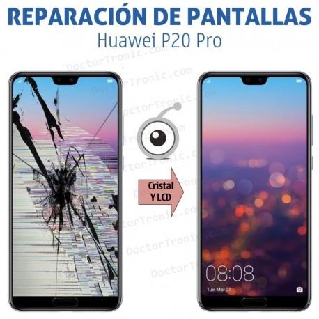 Cambio pantalla Huawei P20 Pro