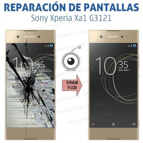 Cambio pantalla completa Sony Xperia XA1