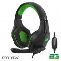 Auriculares Stereo con micrófono para PC Vicker BG Gaming