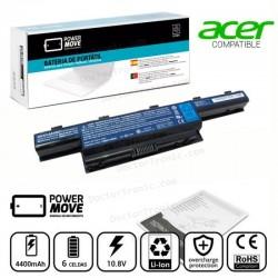 Batería ordenador portátil ACER ASPIRE AS10D31H