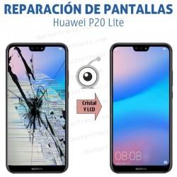 Cambio pantalla Huawei P20 lite