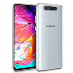 Funda Silicona Samsung A805 Galaxy A80 (colores)