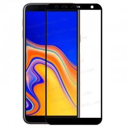 Protector Pantalla Cristal Templado Samsung A750 Galaxy A7 / J4 Plus / J6 Plus (FULL 3D Negro)