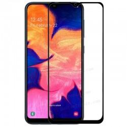 Protector Pantalla Cristal Templado Samsung A105 Galaxy A10 (FULL 3D Negro)