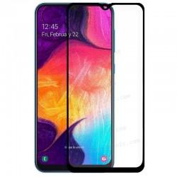 Protector Pantalla Cristal Templado Samsung A505 Galaxy A50/A20/A30 (FULL 3D Negro)