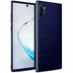 Funda Silicona Samsung N975 Galaxy Note 10 Plus (colores)