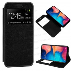 Funda Flip Cover Samsung A202 Galaxy A20e (colores)