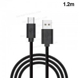 Cable USB Compatible COOL Universal (Micro-Usb) 1.2 Metros