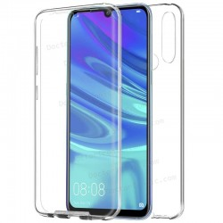 Funda Silicona 3D Huawei P Smart Plus (2019) / P Smart (2019) / Honor 10 Lite (Transparente Frontal + Trasera)