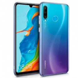 Funda Silicona Huawei P30 Lite (colores)