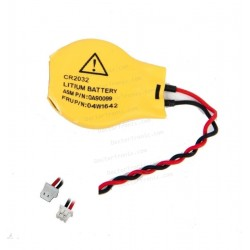 Batería para la BIOS 2032 / CMOS 3V | 2 pines