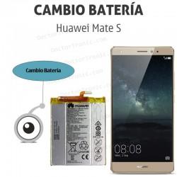 Cambio batería Huawei Mate S
