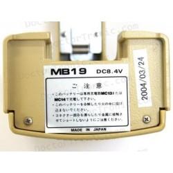 Reparación Batería Pentax MB-19