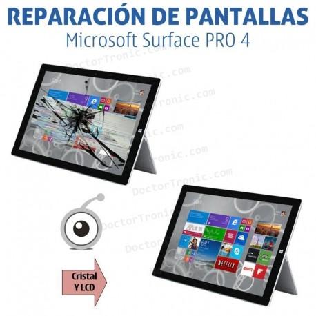 Cambio de pantalla completa Microsoft Surface PRO 4 (1724)