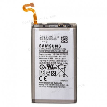 Bateria Original Samsung G965 Galaxy S9 Plus