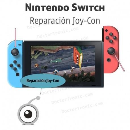 Reparación Joy-Con Nintendo Switch