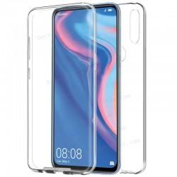 Funda Silicona 3D Huawei P Smart Z (Transparente Frontal + Trasera)