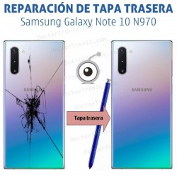 Cambio tapa trasera Samsung Galaxy Note 10 N970