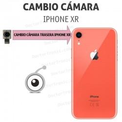 Cambio cámara iPhone XR