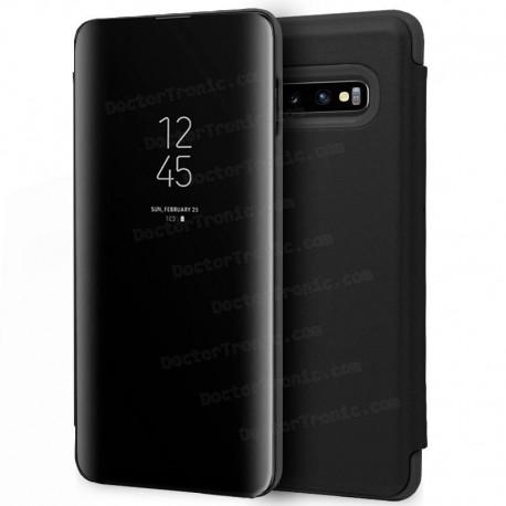 Funda Flip Cover Samsung G973 Galaxy S10 Clear View