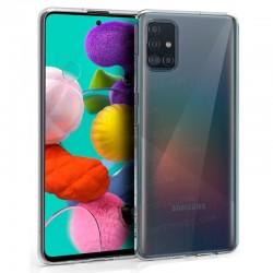 Funda Silicona Samsung A515 Galaxy A51 (colores)