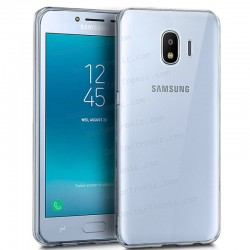 Funda Silicona Samsung J250 Galaxy J2 Pro (2018) Transparente