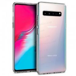Funda Silicona Samsung G977 Galaxy S10 5G (colores)