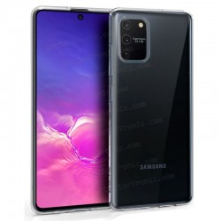 Funda Silicona Samsung G770 Galaxy S10 Lite (colores)