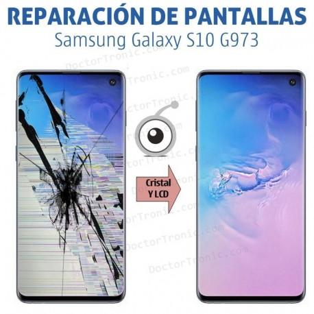 Reparación pantalla Samsung Galaxy S10 G973