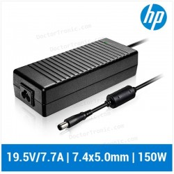 CARGADOR HP COMPATIBLE | 19.5V / 7.7A | 7.4 x 5.0mm | 150W