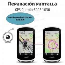 Cambio pantalla GPS Garmin EDGE 1030