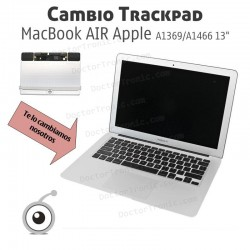 Cambio Trackpad MacBook AIR Apple A1369/A1466 13""