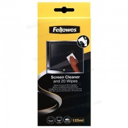 KIT LIMPIADOR PANTALLAS FELLOWES 99701 - SPRAY 125ML