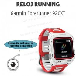 Reparación GPS Garmin Forerunner 920XT