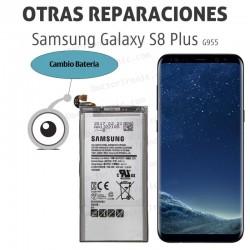 Cambio batería Samsung Galaxy S8 Plus G955