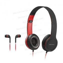 Auriculares Stereo PACK COMBO 2 EN 1 MARS GAMING MHCX
