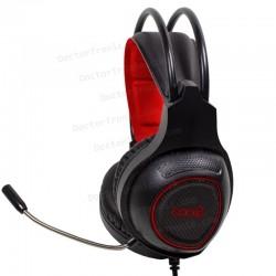 Auriculares Stereo PC / PS4 Gaming Iluminación COOL Dakota + Adapt. PS4