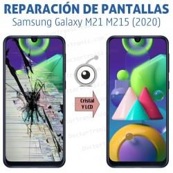 Reparación pantalla Samsung Galaxy M21 M215 (2020)