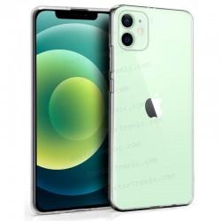 Funda Silicona IPhone 12 / 12 Pro (Transparente)