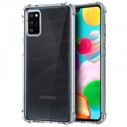 Carcasa Samsung A415 Galaxy A41 AntiShock Transparente