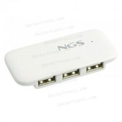 Hub 2.0 USB NGS - TAMAÑO REDUCIDO