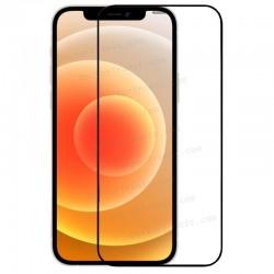 Protector Pantalla Cristal Templado IPhone 12 Mini (FULL 3D Negro)