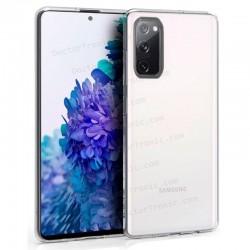 Funda Silicona Samsung G780 Galaxy S20 FE (colores)