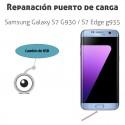 Reparación puerto de carga USB Samsung Galaxy S7 G930 / S7 Edge g935