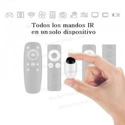 Controlador remoto infrarrojo para teléfono móvil (mando a distancia)