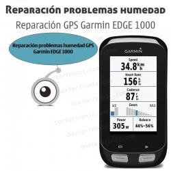 Reparación problemas humedad GPS Garmin EDGE 1000