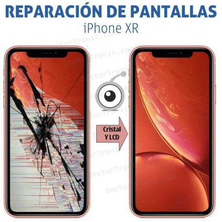 Reparación Pantalla iPhone XR