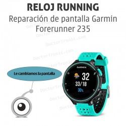 Cambio LCD Garmin Forerunner 235