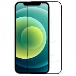 Protector Pantalla Cristal Templado Para IPhone 12 / 12 Pro (FULL 3D Negro)